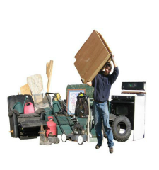 we will haul away your garbage from your roswell ga home.